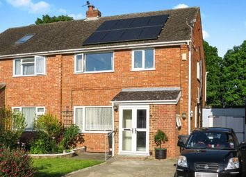 Thumbnail 3 bed semi-detached house for sale in Priory Grove, Ditton, Aylesford