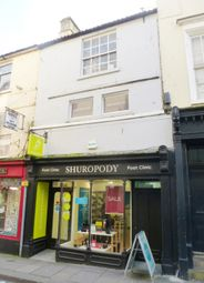 Thumbnail Retail premises for sale in Green Street, Bath
