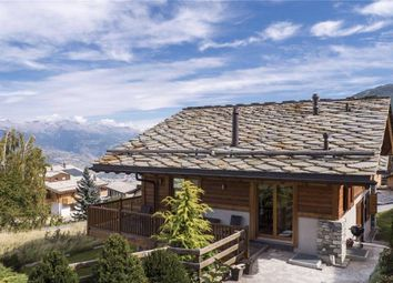 Thumbnail 4 bed chalet for sale in Modern Chalet, Nendaz, Valais, Switzerland