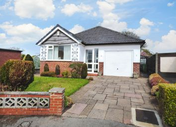 Thumbnail 2 bed bungalow for sale in Meadow Close, High Lane, Stockport