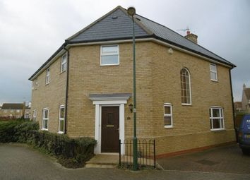 Thumbnail 4 bed detached house to rent in Fleming Court, Woodston, Peterborough