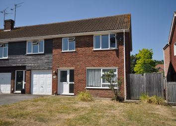 3 bed end terrace house for sale in Vauxhall Drive, Woodley, Reading RG5
