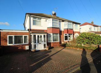 Thumbnail 3 bed semi-detached house for sale in Alexander Drive, Bury