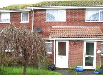 Thumbnail 2 bed property to rent in Norman Close, Bridport