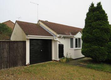 Thumbnail 2 bedroom bungalow to rent in Wainwright, Werrington, Peterborough