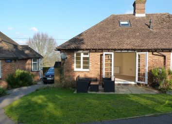 Thumbnail 2 bed bungalow to rent in St Annes Green, Burwash, East Sussex
