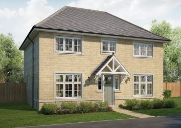 Thumbnail 4 bedroom detached house for sale in Stoney Bank Road, Huddersfield