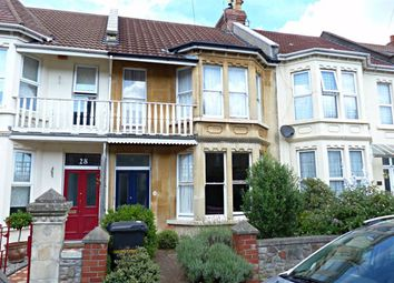 Thumbnail 3 bed terraced house for sale in Belluton Road, Knowle, Bristol