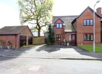 Thumbnail 4 bed detached house for sale in Warden House Mews, Deal