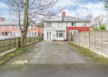 3 bed semi-detached house for sale in Boyd Grove, Acocks Green, Birmingham, West Midlands B27
