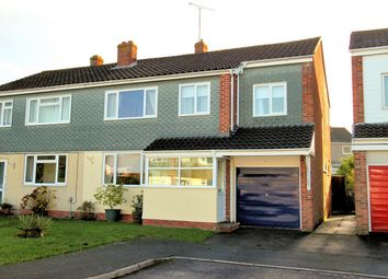 Thumbnail 4 bed semi-detached house for sale in Cossham Close, Thornbury, Bristol