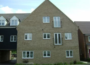 Thumbnail 1 bed flat to rent in Heron Way, Benwick, March