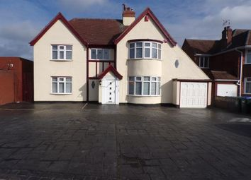 Thumbnail 4 bed detached house for sale in Birmingham Road, Great Barr, Birmingham, West Midlands