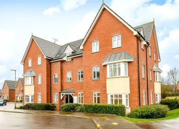 Thumbnail 2 bedroom flat for sale in Flaxley Close, Lincoln