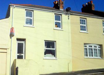 Thumbnail 2 bedroom end terrace house to rent in Belle Vue Terrace, Portland, Dorset