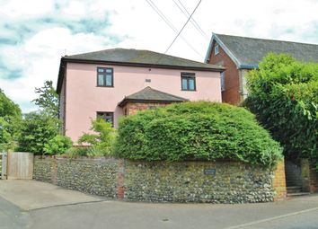 Thumbnail 3 bed detached house for sale in Old Newton, Stowmarket, Suffolk