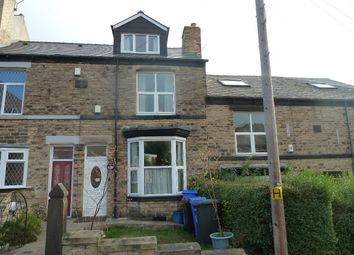 Thumbnail 4 bed terraced house to rent in Bates Street, Sheffield