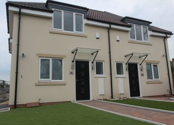 Thumbnail 2 bed end terrace house for sale in Savoy Road, Brislington, Bristol