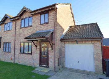 Thumbnail 3 bed semi-detached house for sale in Forest Rise, Cinderford