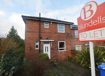 Thumbnail 3 bed property to rent in Manor Lane, Manor, Sheffield