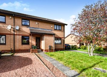 Thumbnail 1 bed terraced house for sale in Whitesbridge Avenue, Paisley