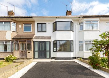 Thumbnail 3 bed terraced house for sale in Isis Drive, Upminster