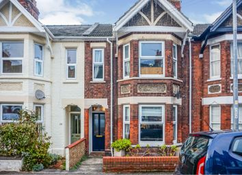 Thumbnail 3 bed terraced house for sale in Park Avenue, King's Lynn