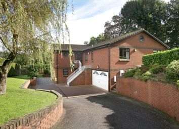 Thumbnail 4 bedroom detached bungalow for sale in Sidmount Gardens, Sidmouth, Devon