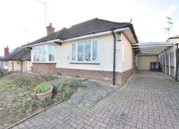 Thumbnail 2 bed detached bungalow to rent in Rushmere Road, Abingon