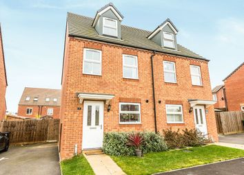 Thumbnail 3 bed semi-detached house for sale in Kemble Street, Woodrow North, Redditch