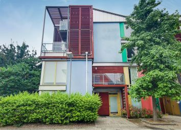 Thumbnail 2 bed flat to rent in Greenroof Way, Greenwich, London