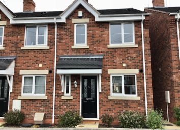 Thumbnail 2 bed terraced house for sale in Dawley Road, Arleston, Telford