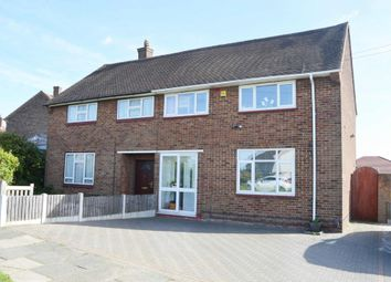 Thumbnail 3 bed semi-detached house for sale in Dunstable Road, Harold Hill, Romford