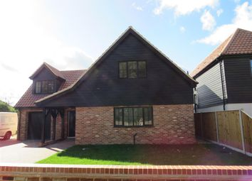 Thumbnail 4 bed detached house for sale in Butt Lane, Burgh Castle, Great Yarmouth