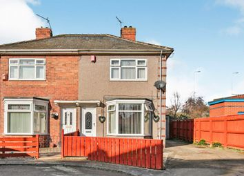 Thumbnail 2 bed semi-detached house for sale in Warwick Crescent, Billingham