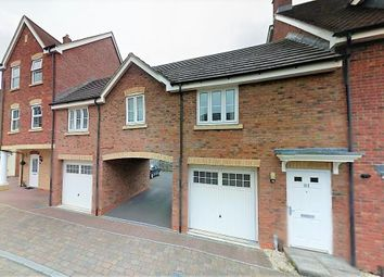 Thumbnail 2 bedroom property for sale in Vistula Crescent, Swindon