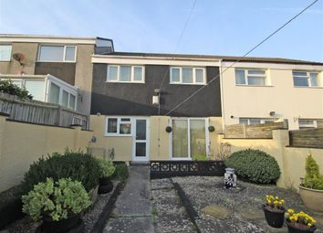 Thumbnail 3 bed terraced house for sale in Bigbury Walk, Leigham, Plymouth