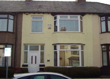 Thumbnail 3 bedroom terraced house to rent in Lynholme Road, Liverpool