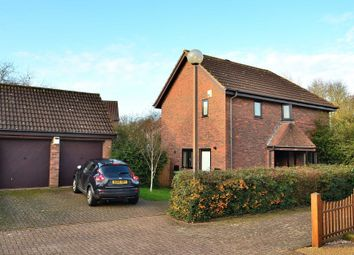 Thumbnail 4 bed detached house for sale in Goodman Gardens, Woughton On The Green