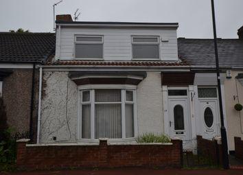 Thumbnail 4 bedroom terraced house to rent in Harlow Street, Millfield, Sunderland
