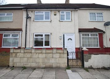 Thumbnail 3 bed terraced house to rent in Suffolk Road, Gravesend, Kent