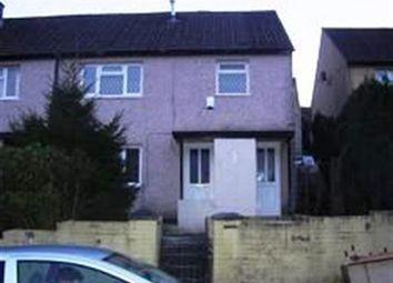 Thumbnail 3 bed semi-detached house to rent in Twyn Gwyn Road, Tonypandy