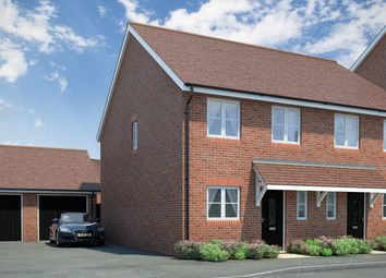 "Thumbnail 2 bed property for sale in ""The York"" at Reigate Road, Hookwood, Horley"