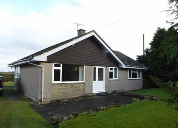 Thumbnail 2 bed detached bungalow for sale in Pecknall Lane, Halfway House, Shrewsbury