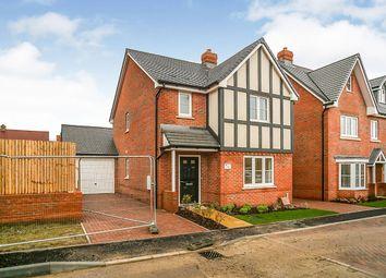 Orchard Green, Brogdale Road, Faversham ME13. 3 bed link-detached house for sale