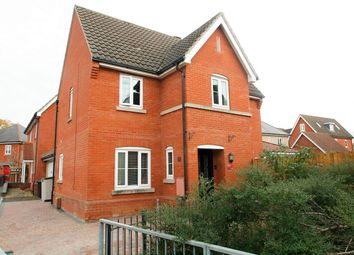 Thumbnail Link-detached house for sale in Redwing Drive, Stowmarket