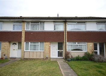 Thumbnail 3 bed terraced house for sale in Belle Vue Close, Aldershot, Hampshire