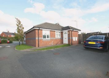 Thumbnail 2 bed detached bungalow for sale in Mayfield Court, Biddulph, Stoke-On-Trent