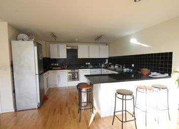 Thumbnail 3 bed flat to rent in Hannibal Road, London