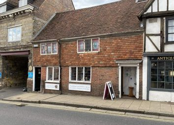 Retail premises to let in 28 High Street, Battle TN33